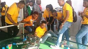 Caribbean High Schoolers Compete In First Global Robotics ...