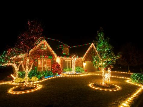 outdoor christmas decorations  diy christmas lighting