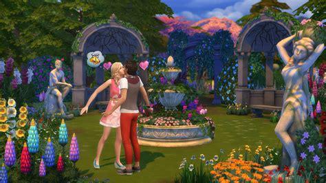 Romantische Gärten Bilder by Die Sims 4 Romantische Garten Accessoires Simension