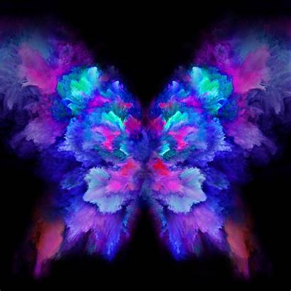 Galaxy Samsung Wallpapers Fold Butterfly Desktop Galazy