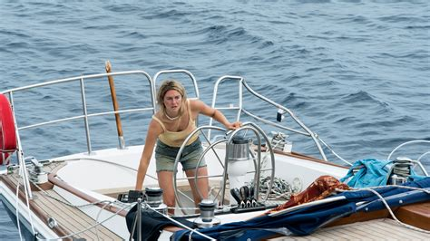 Sailboat Used In Adrift by Movie Poster Page 9
