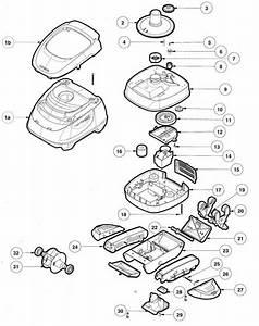 Hayward Navigator Pro Parts