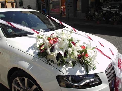 deco pour voiture mariage d 233 coration de voitures pour mariage plan de cuques fleurs