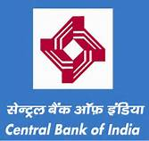 Central Bank of India Recruitment For Chief Information Security Officer (CISO) - 2017