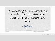 Awesome business meeting quote 2016