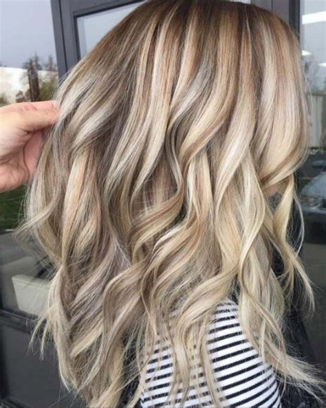 blonde hairstyles  lowlights hair colors pinterest