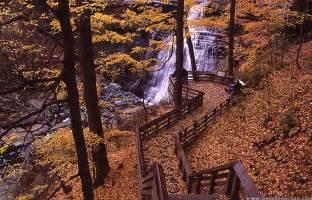 Beautiful Fall Scenery Ohio