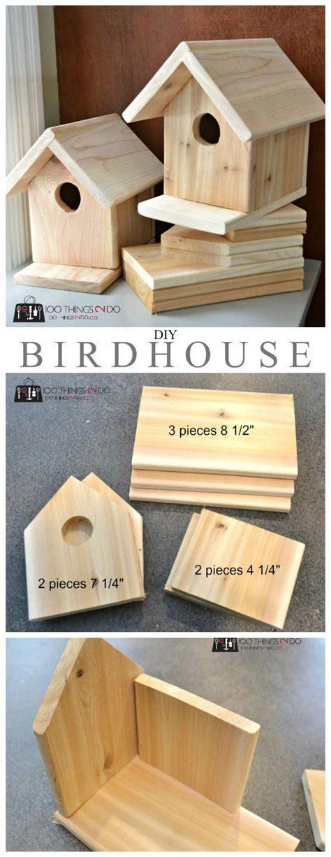 woodworking reddit vogelhuisjes vogelhuisje