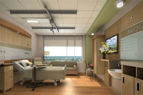 Design For Hospitals How Can Design Help With Infection