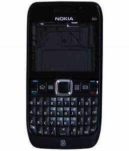 Comate Nokia E63 Full Housing Body Panel