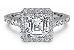 faq how do i choose an asscher cut ritani - Asscher Cut Engagement Ring