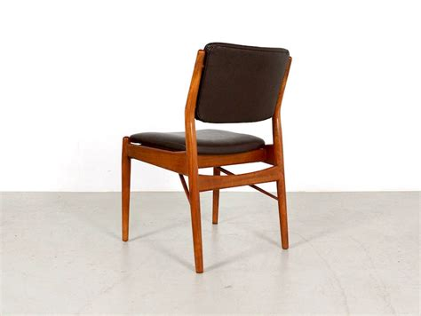 dining chairs  arne vodder  sibast furniture