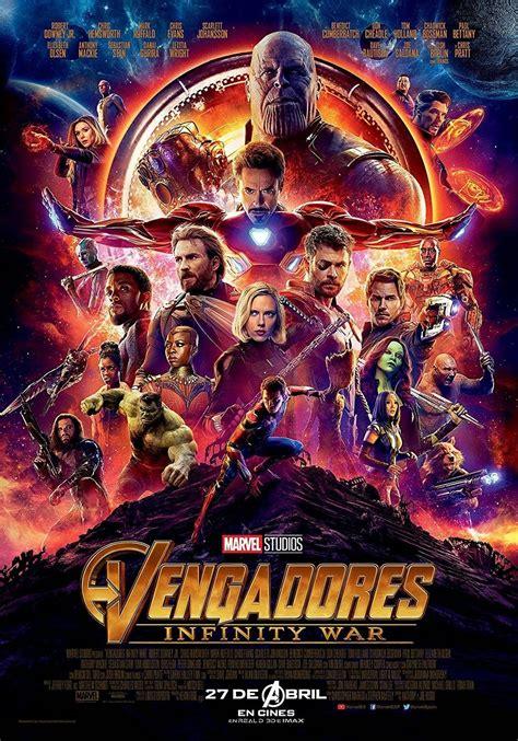Avengers: Infinity War Online Pelicula Completa en Español