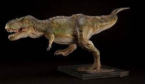 The Lost World Jurassic Park male Trex maquette | Jurassic ...