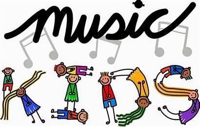 Cartoon Title Text Happy Children Beat Rhythm