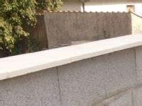 Couvre Mur Pas Cher : couvre mur beton plat construction maison b ton arm ~ Teatrodelosmanantiales.com Idées de Décoration