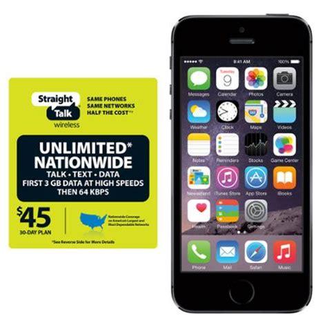 iphone 5s straight talk walmart straight talk apple iphone 5s 16gb lte space gray Iphon