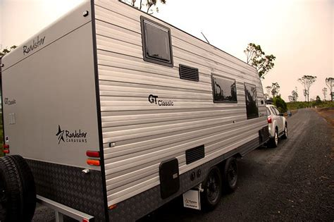 review roadstar caravans  gt classic gorv