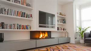 Tv contemporary fireplace i modern
