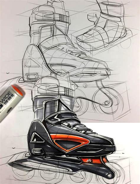product design sketches industrail design sketch marker rendering tutorial on