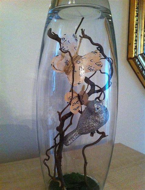 Dekoideen Für Vasen by Deko In Der Vase Mit Schmetterlingen Bild 1
