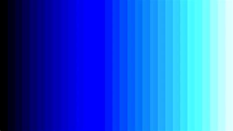 blue ombre gradient nail art diy