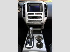 2007 Ford Edge Center Console Picture Pic Image
