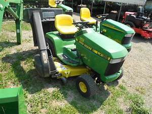 John Deere Lx188 48 Cut With Bagger Will Be Sold As Is