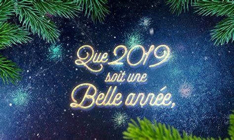 Cartes De Voeux 2019 Gratuites
