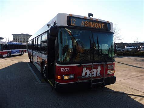 miles   mbta bat ashmont route  routes  boston