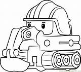 Coloring Poke Poli Robocar Pages Coloringpages101 Boys Cartoon sketch template