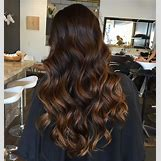 Dark Brown Hair With Caramel Highlights | 1080 x 1147 jpeg 136kB