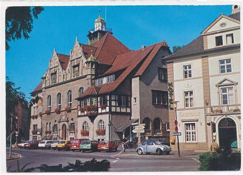 Borussia verein für leibesübungen 1900 e. Ak Bergisch Gladbach Rathaus - www.ansichtskarten-wenzel.de