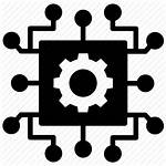 Integration Icon Automation Process Processing Vectorified