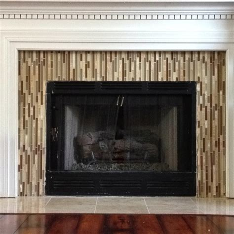 Home Depot Wall Tile Fireplace by Pin By Megan On For The Home