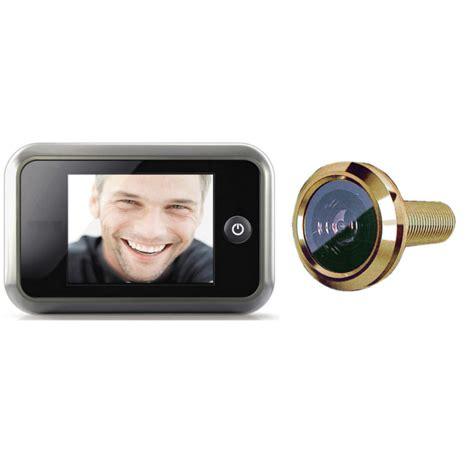 spioncino per porte spioncino digitaleuniversale per porte lcd schermo da 3 5