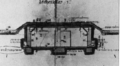 execution chambre a gaz plan des chambre a gaz d 39 auschwitz le guerre 40 45