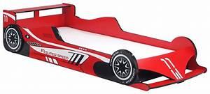 Lit Voiture Garcon : lit enfant voiture mikea galerie ~ Melissatoandfro.com Idées de Décoration