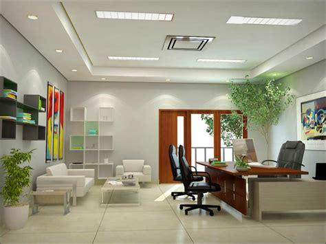 plante verte bureau beaucoup de rangements en photos pour un bureau feng shui