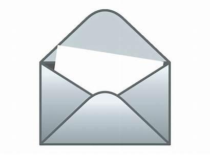 Envelope Clipart Mail Envolpe Transparent Paper Svg