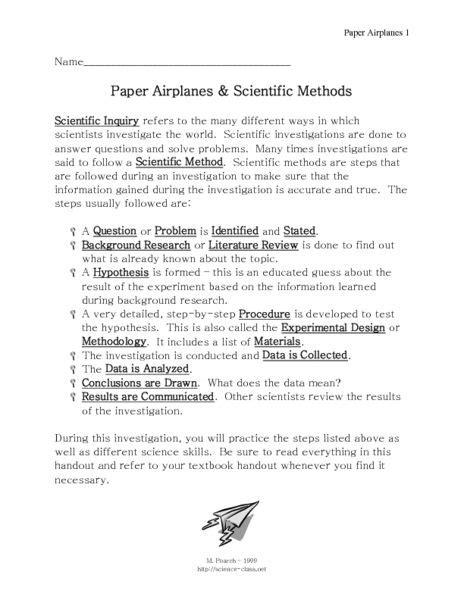 scientific method worksheet ideas  pinterest