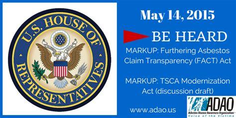 warning  house  representatives  markup