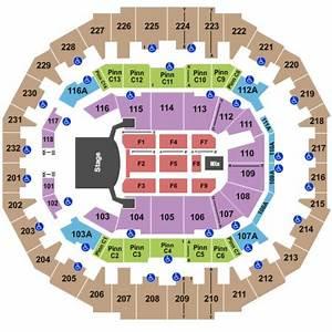 Fedex Forum Tickets And Fedex Forum Seating Charts 2021