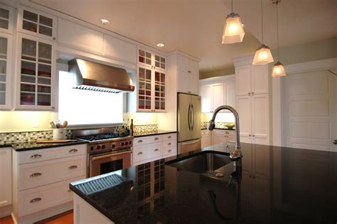 pictures of backsplashes in kitchen greenlake 1920 s era home kitchen remodel traditional 7441