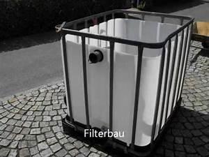 Filter Für Regenwasser Selber Bauen : teichfilter f r den gartenteich fischteich pond filte doovi ~ One.caynefoto.club Haus und Dekorationen
