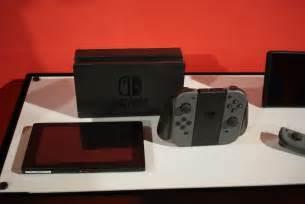 Switch Nintendo Launch Games