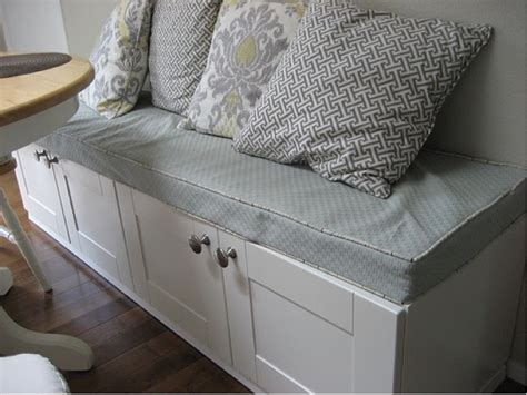 bench seat storage bench ikea treenovation Ikea