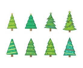 free christmas tree vectors vector art graphics freevector com
