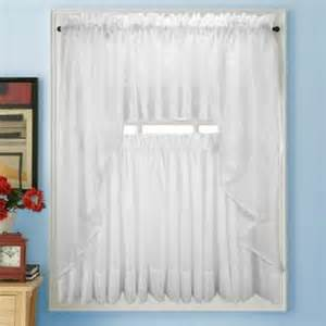 sheer voile drapes sears