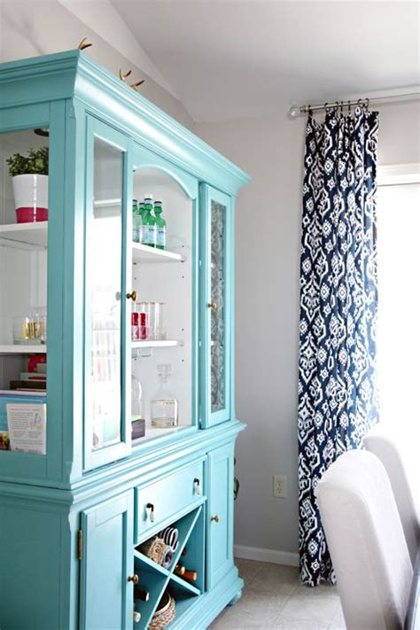 surplus kitchen cabinets 17 best ideas about aqua painted furniture on 2618